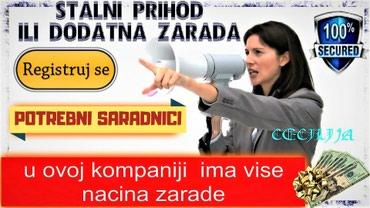 Dajem posao - Kragujevac: LEGALAN POSAO BEZ RIZIKAPOCNI ZARADJIVATI OD KUCE !Posao mogu da rade