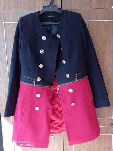 Продаю пальто осеньтеплая зима размер S,хорошего качество