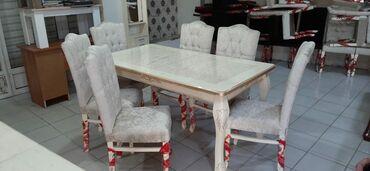Cayxana ucun stol stul - Азербайджан: Stol stul desti 430azn