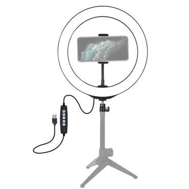 Кольцевая ЛЕД лампа диаметр -26см цена :1200сом
