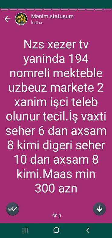 Satış - Azərbaycan: Tecili