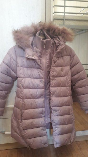 Дет.зимнее пальто(холофайбер) в отл. в Бишкек