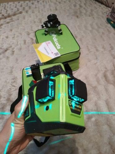 Профессиональный 3D лазерный уровень в Бишкек
