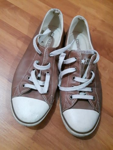 Original patike starke converse all star braon, bez ostecenja, broj 37 - Indija