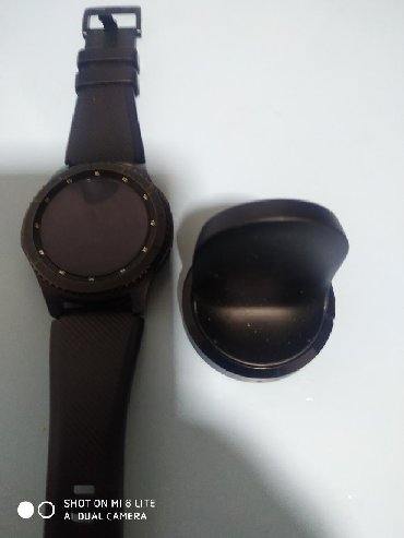 sumsung s3 в Кыргызстан: Черные Унисекс Наручные часы Samsung