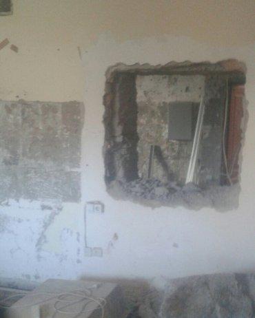 услуга зила в Кыргызстан: Алмазное бурение отверстий фундаменте в кирпиче в бетоне от 30 сомов