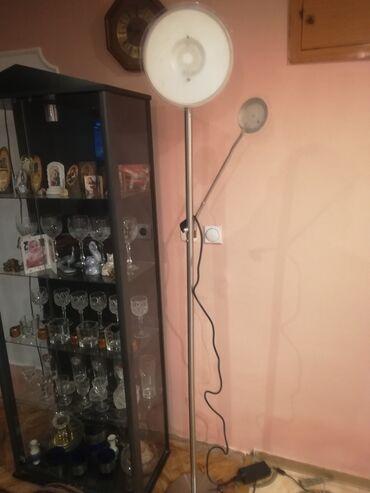 Podna lampa - Srbija: Inox lampa podesiva jacina svetla