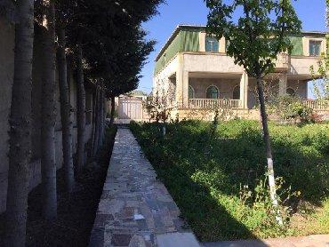 gencede-satilan-bina-evleri-2018 в Азербайджан: Продам Дом 410 кв. м, 8 комнат