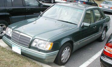 купли продажа авто в Кыргызстан: Mercedes-Benz W124 3.2 л. 1994