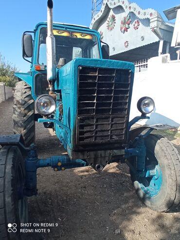 167 elan   NƏQLIYYAT: Traktor MTZ 80 və iki qoşa lapet satılır sənədləri var işləkdir