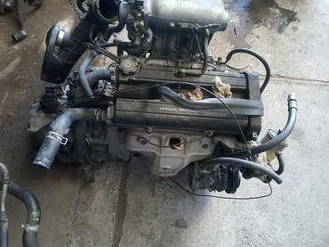 Аксессуары для авто в Кант: Автозапчасти Кант двигатель с коробкой и навесными в зборе B20b