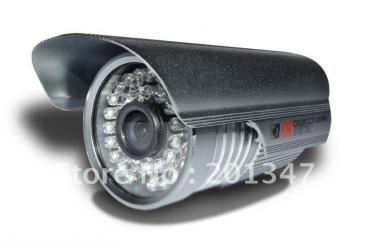 Видеокамера аналоговая - Кыргызстан: Видеокамера HD-320 6 мм инфракрасная аналоговаяРазмер сенсора: 1/3