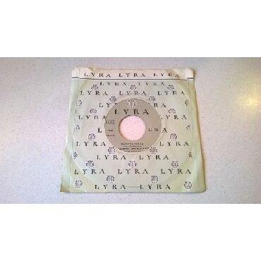 Vinyl record 45 - Γιάννης Πουλόπουλος ( 1967 ) - σε Athens
