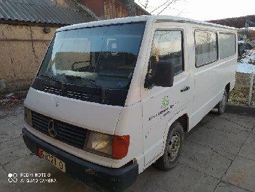 Mercedes-Benz в Кыргызстан: Mercedes-Benz MB 100 2.4 л. 1992