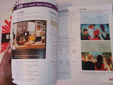 Комплект из книги, рабочей тетради и 2 дисков English File Elementary