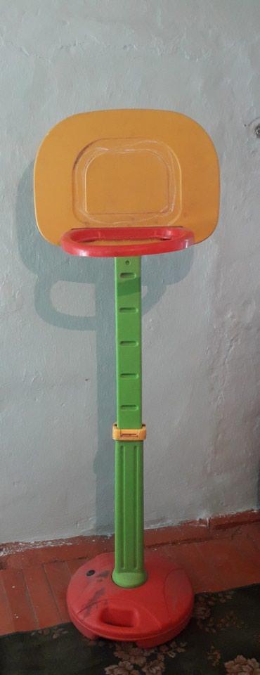 Детское ботскетбольное кольцо для детей от 1 года и до трёх ле