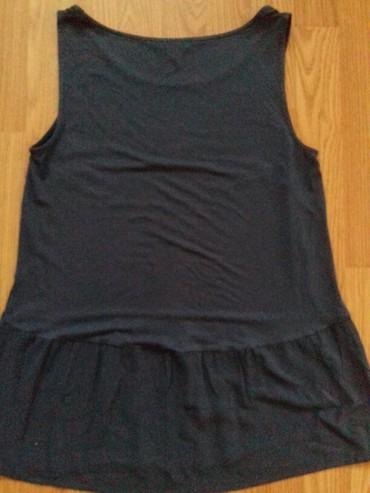 Majica vel.36 siva boja materijal kao kosuljica bukvalno nova - Prokuplje - slika 3