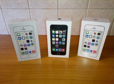Apple iPhone 5S Original (16GB) 6 ΜΗΝΕΣ ΕΓΓΥΗΣΗ ΔΩΡΟ σε Patras