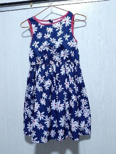 Платье на рост 140 см(8-9-10 лет, в зависимости от комплекции)Есть