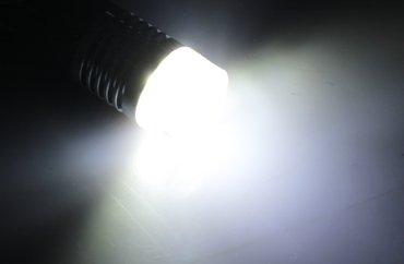 Яркие белые светодиодные лампы P21W (BA15S). Кол-во: 2 шт. в Бишкек - фото 3