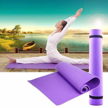 yoga mat baku - Azərbaycan: Yoga Mat4mm - 20 azn6mm 22 azn Online satış(online mağaza)Bütün