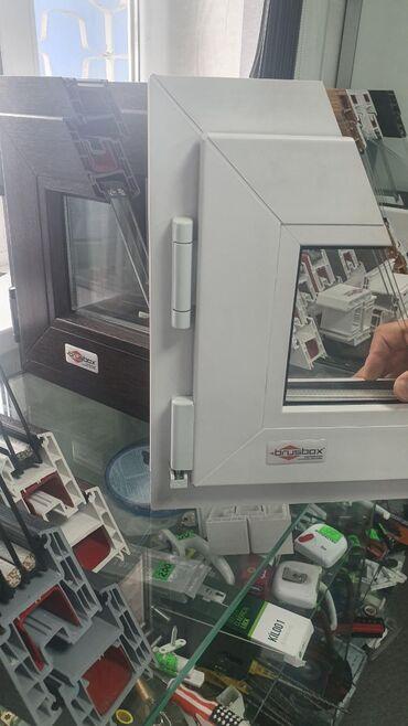 ustanovka windows s vyezdom na domu в Кыргызстан: Окна двери изготавливаю пластиковые алюминиевые окна двери изготавлива
