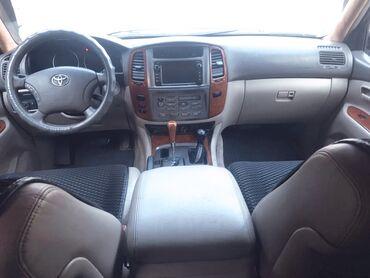 мини бар бишкек в Кыргызстан: Toyota Land Cruiser 4.7 л. 2005   252000 км