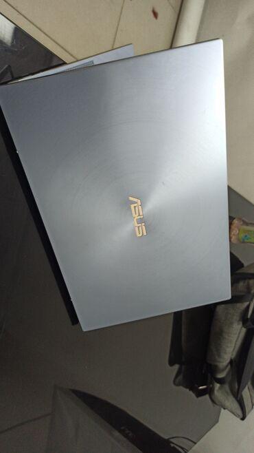 Ноутбуки и нетбуки - Бишкек: Несолько месяцов назад купил ультрабук Asus Zenbook ддя программы 1с
