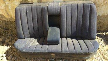 Сиденья на мерс ешка, подешка вообщем смотрите сами. состояние хорошее в Балыкчи