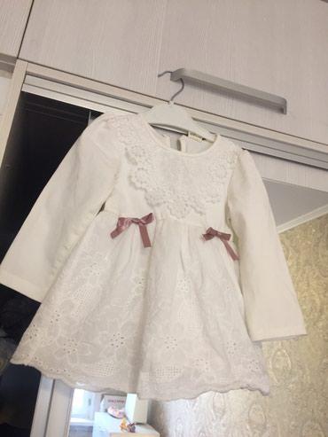 Платье на 1,5-2 года в Бишкек