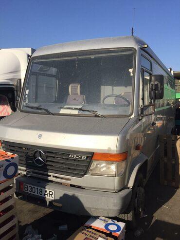 Грузовые перевозки - Чон Сары-Ой: Грузовое авто выезжает с Алматы до Бишкека. Может захватить до 6ти