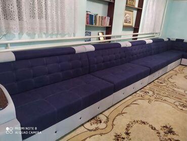 купить мини видеокамеру в Кыргызстан: Продаю диван 7 на 3 метра . Заказали цвет не подошел. Новый диван
