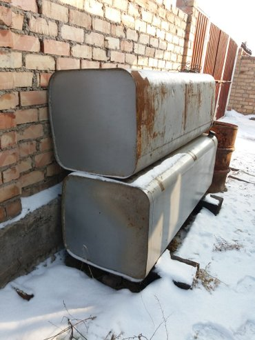 Топливные баки 1500 литров в Бишкек