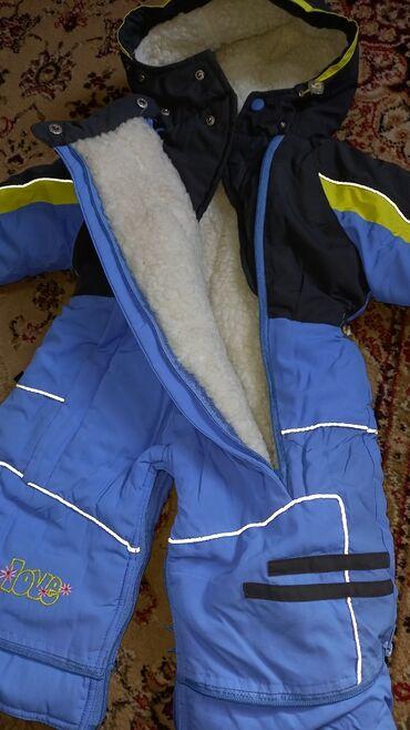 waggon платье в Кыргызстан: Продаю детский комбинезон зимний немного уступлю . состояние хорошее