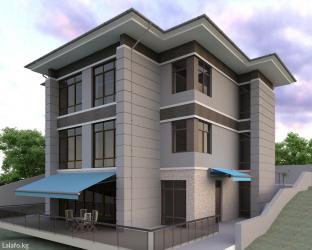 *выполняем проектирование объектов в Бишкек