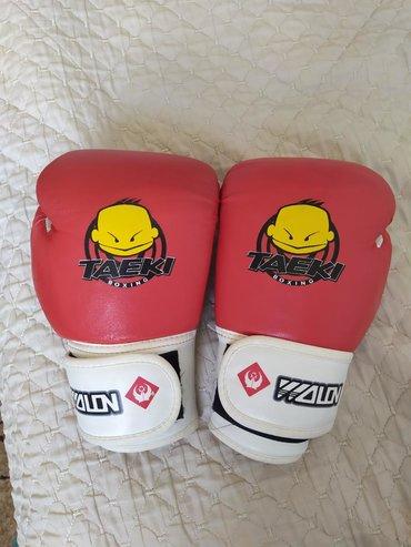 Перчатки в Кыргызстан: Детские боксерские перчатки.Новые, покупал для братика, но он забросил