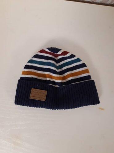 Демо-шапка на от 6-12 месяцев. Ткань: трикотаж-шерсть Производство