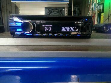 джойстики радио интерфейс в Кыргызстан: Продаю оригинал магнитолу sony mex-dv1700ucd/mp3/dvd/aux/usb/радио