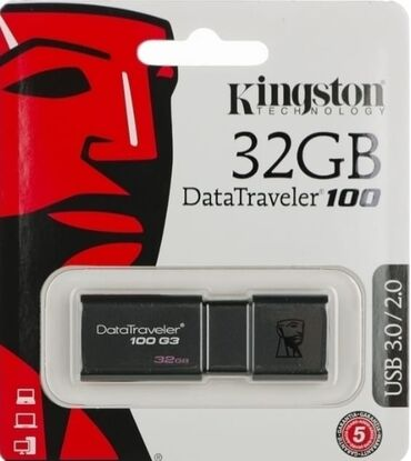 Usb flash  Kingston DataTraveler G4 32GB  αμεταχεισριστο σφραγισμενο σ