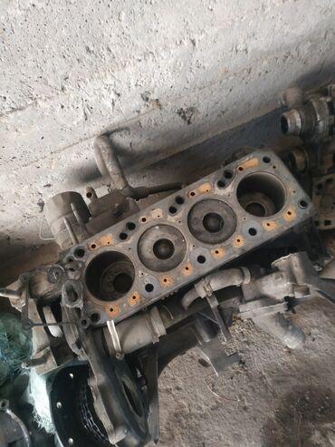 автозапчасти на форд фокус 1 в Кыргызстан: Форд фокус двигатель 1.8 с турбиной простой дизель