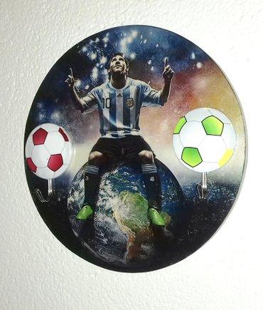 Messi čiviluk u obliku lopte. Prečnik 20 cm - Jagodina