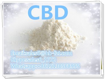 High purity Chinese CBD white powder,high quality and best price в Ёва