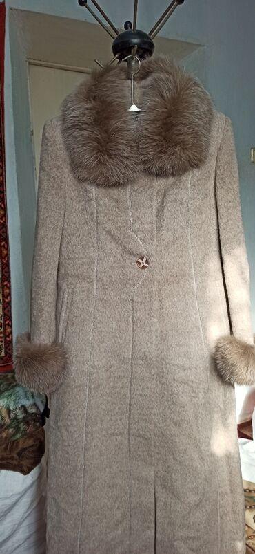 - пальто новое - размер 2XL (M) - рост высокий - цена 8000 сом