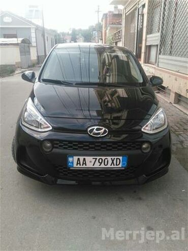 Hyundai i10 1 l. 2010 | 100000 km