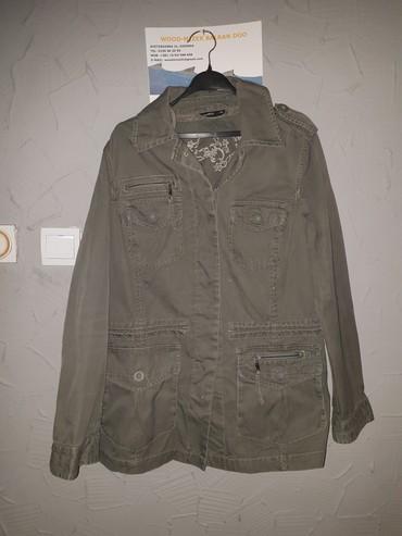 Prolecna jakna marka keno zvati na - Srbija: Lindex prolecna jakna, velicina 44