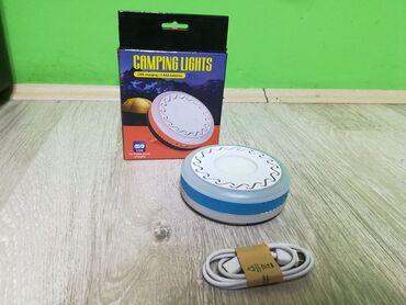 Ostalo za kuću | Krusevac: Kamping punjiva lampa Samo 950 dinara Porucite odmah u Inbox stranice