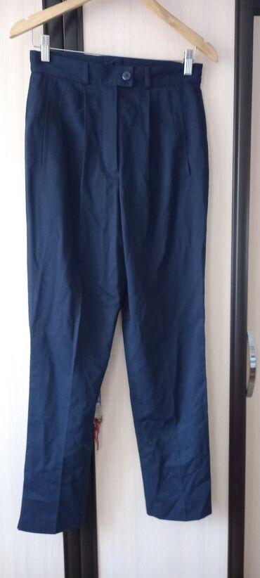 Отдам даром трое брюк в хорошем состоянии, размер 46,не полный 48
