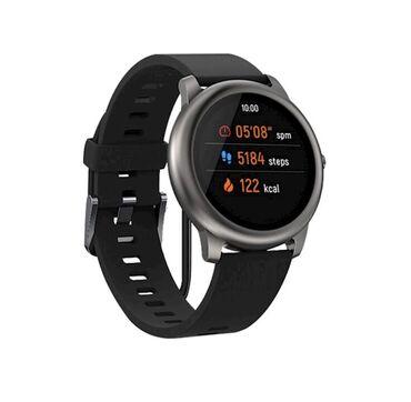 52 elan | ŞƏXSI ƏŞYALAR: Ağilli saat Xiaomi Haylou Solar LS05 suya davamlı Bluetooth ağıllı
