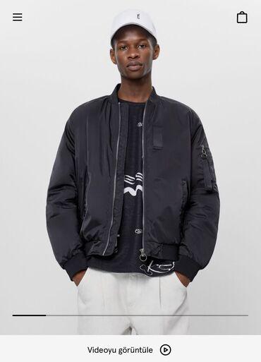 uşaq çarpayısı üçün asma - Azərbaycan: Bershka bombo jacket satılır .Ölçü mənə böyük olduğu üçün satılır. Heç