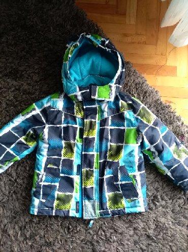 Zimske-kape-o - Srbija: Topilino zimska jakna za dečake Vel 104, bez mane